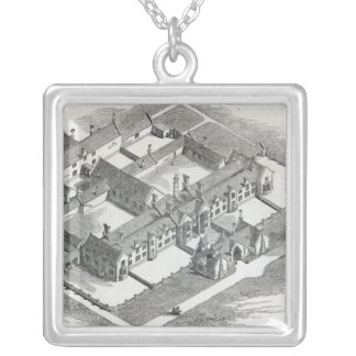 The Union Workhouse to be erected at Silver Plated Necklace