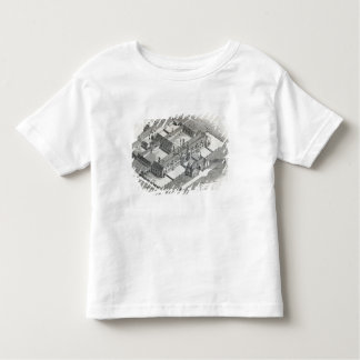 The Union Workhouse to be erected at Toddler T-shirt