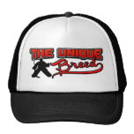 The Unique Breed Hockey Goalie Mesh Hat