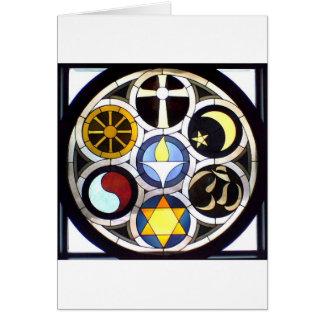 The Unitarian Universalist Church Rockford, IL Card
