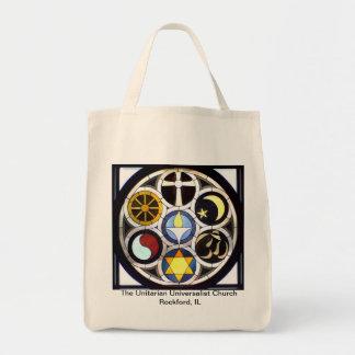 The Unitarian Universalist Church Rockford, IL Tote Bag