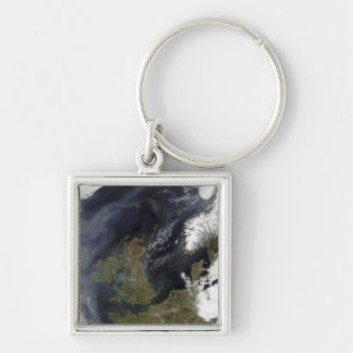 The United Kingdom and the Republic of Ireland Keychain