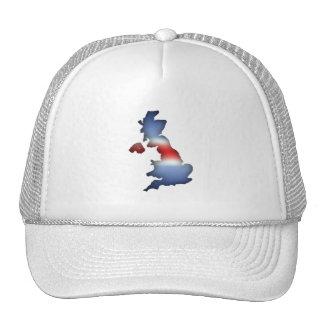 The United Kingdom - United kingdon Mesh Hat