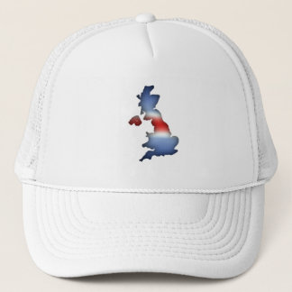 The United Kingdom - United kingdon Trucker Hat