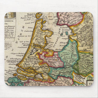 The United Provinces or Netherlands Mouse Pads
