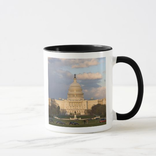 The United States Capitol Building in Mug