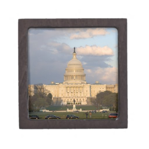 The United States Capitol Building in Premium Gift Boxes
