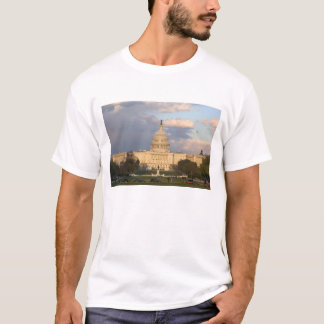 The United States Capitol Building in T-Shirt