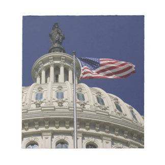 The United States Capitol, Washington, DC Memo Notepads