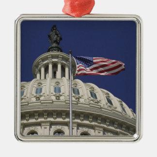 The United States Capitol Washington DC Christmas Ornament