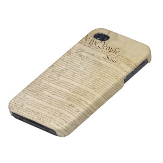 The United States Constitution iPhone Case