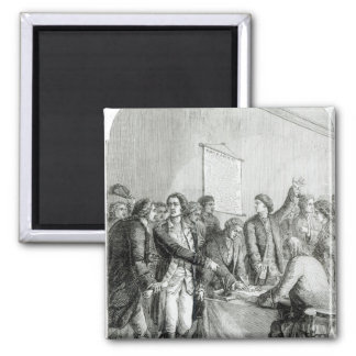 The United States Declaration of Independence Magnet