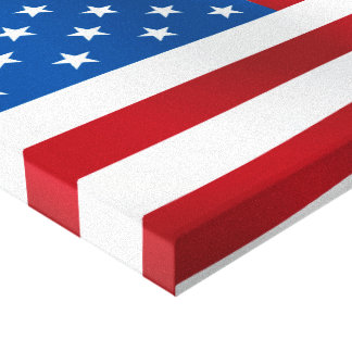 The United States of America Canvas Prints