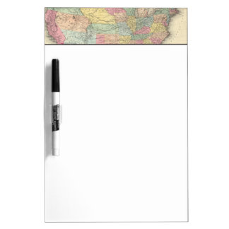 The United States Of America Dry-Erase Board