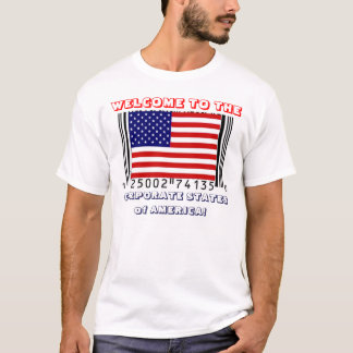 THE UNITED STATES OF AMERICA IS A CORPORATION! T-Shirt
