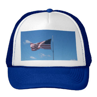 The United states Of America's Flag. Trucker Hat