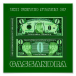 The United States Of Cassandra Posters