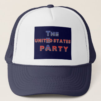 The United States Party Hats
