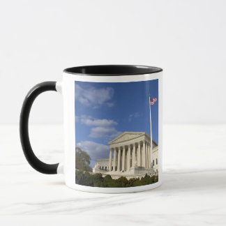 The United States Supreme Court Building in Mug