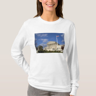 The United States Supreme Court Building in T-Shirt