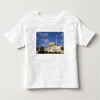 The United States Supreme Court Building in Toddler T-shirt