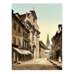 The Univerdity, Freiburg, Baden, Germany rare Phot Post Cards