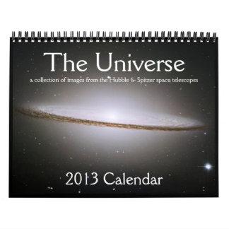 The Universe Calendar
