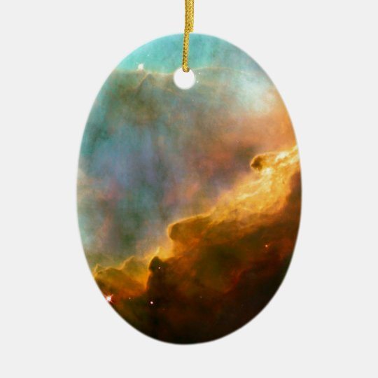 The Universe Ceramic Ornament
