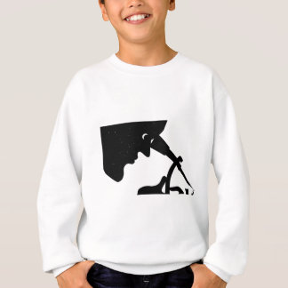 The Universe Coming To Know Itself_Larger.ai Sweatshirt
