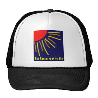 The Universe is big Trucker Hat