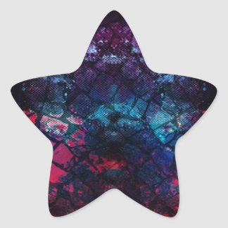 The universe is in your hands star sticker