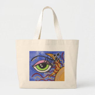 The Universe Large Tote Bag