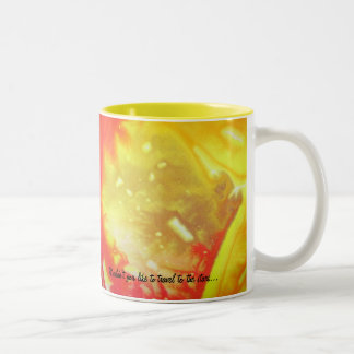 The Universe  new star formations Two-Tone Coffee Mug