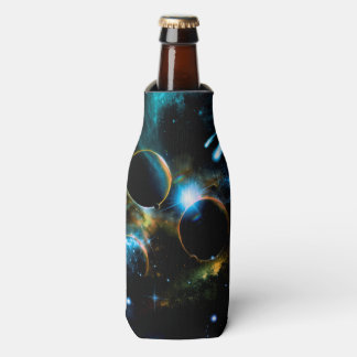 The universe of planets bottle cooler