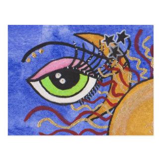 The Universe Postcard