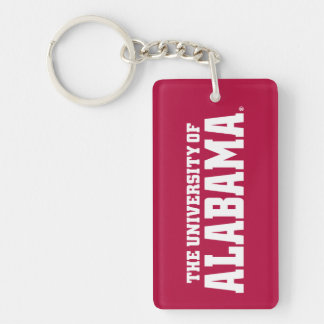 The University Of Alabama Keychain