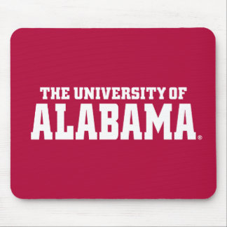 The University Of Alabama Mouse Pad
