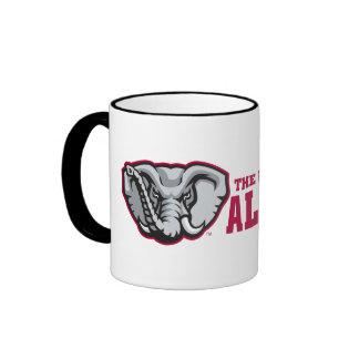 The University of Alabama Ringer Coffee Mug