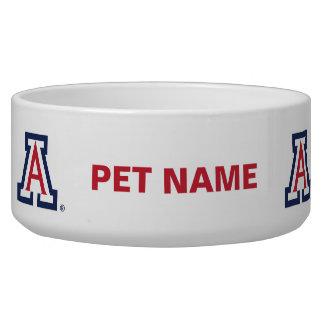 The University of Arizona   A Bowl