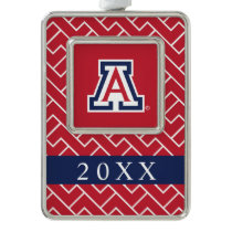The University of Arizona | A - Fret Ornament