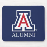 "The University of Arizona Alumni Mouse Pad<br><div class=""desc"">Check out these University of Arizona designs and products. These make perfect gifts for the Wildcat student and alumni. All of these Zazzle products are customizable with your name and class year!</div>"