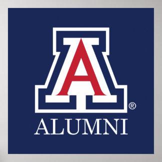 The University of Arizona Alumni Poster