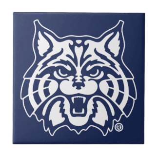 The University of Arizona   AZ Wildcat Ceramic Tile
