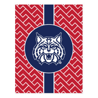 The University of Arizona | AZ Wildcat Fret Postcard