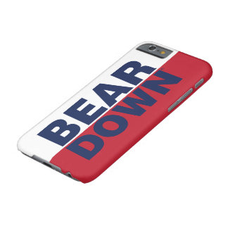 The University of Arizona | Bear Down Barely There iPhone 6 Case