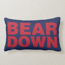 The University of Arizona | Bear Down - Fret Lumbar Pillow