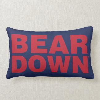 The University of Arizona | Bear Down - Fret Lumbar Pillow