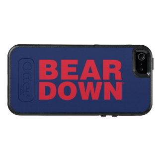 The University of Arizona | Bear Down OtterBox iPhone 5/5s/SE Case