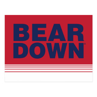 The University of Arizona | Bear Down Postcard