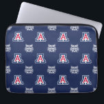 "The University of Arizona Computer Sleeve<br><div class=""desc"">Check out these University of Arizona designs and products. These make perfect gifts for the Wildcat student,  fan,  faculty,  and alumni. All of these products are customizable from Zazzle!</div>"